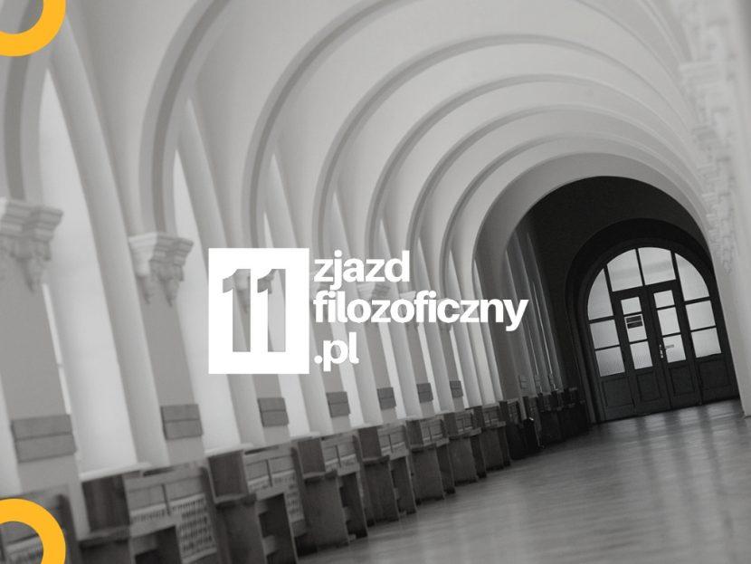 XI Polski Zjazd Filozoficzny. Zaproszenie