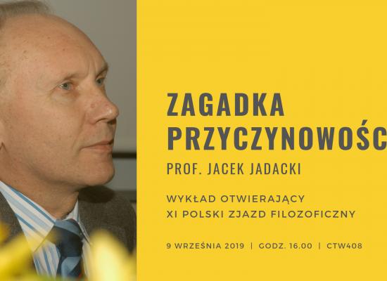XI Polski Zjazd Filozoficzny. Wydział Filozofii KUL   Lublin   9-14 września 2019